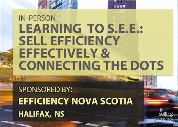 Learning to S.E.E.: Sell Efficiency Effectively & Connecting the Dots