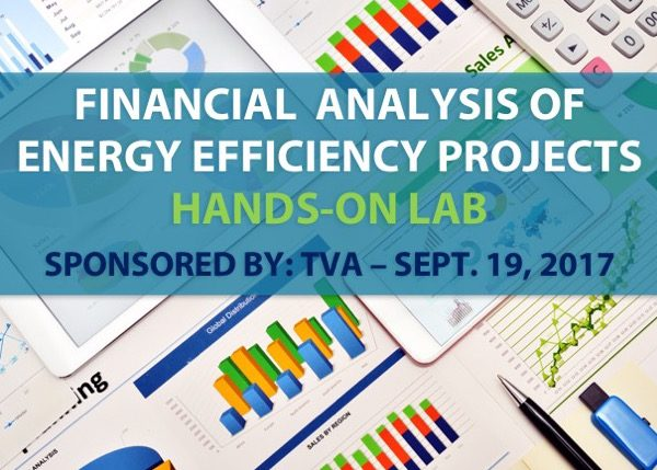 Financial Analysis of Energy Efficiency Projects - Sponsored by TVA - Bowling Green, KY